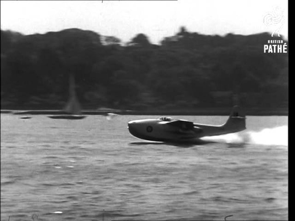 Saunders Roe Jet Flying Boat (1947)
