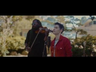 Sam Tsui вместе с KHS сделали кавер песни Maroon 5 - Girls Like You