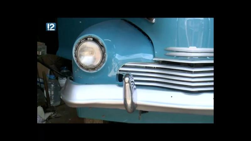 Омич оживил Chevrolet Fleetmaster 1942 года выпуска