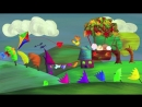 Weather Song for kids _ Sun, Rain, Wind, and Snow _ The Singing Walrus