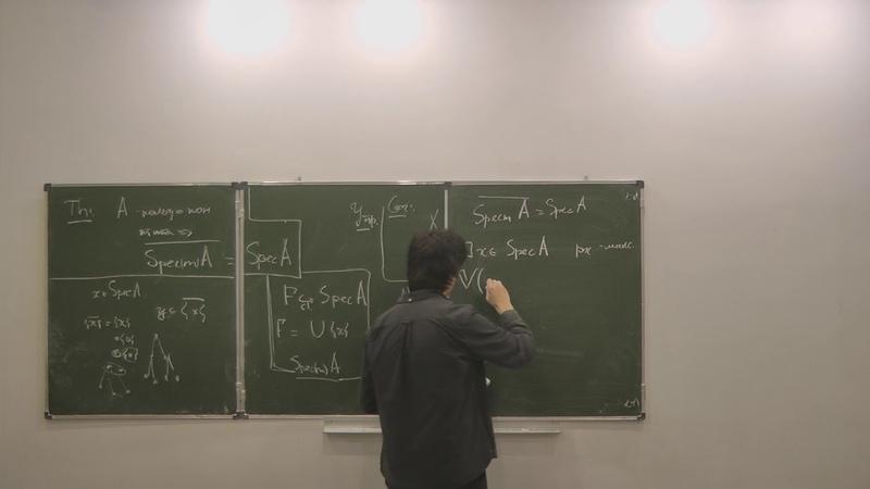 Григорий Тароян Введение в Алгебраическую Геометрию часть 2