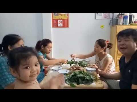 Là Con Trai Phải - Chân Giò Nướng Riềng - Chân Giò Nướng - Nấu Ăn Dân Dã - Món Ngon Mỗi Ngày