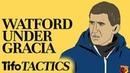 Watford Under Javi Gracia | Tactics Explained