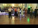 Swing'n Lviv Festival. Lindy Hop JJ Open. Finals