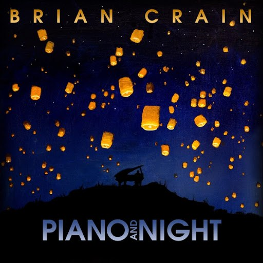 Brian Crain альбом Piano and Night
