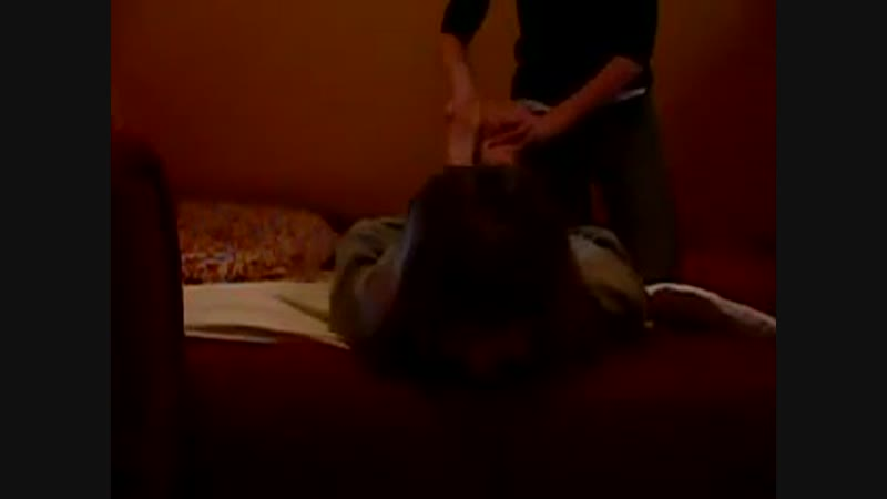 Teenage Masha hogtied feet tickled