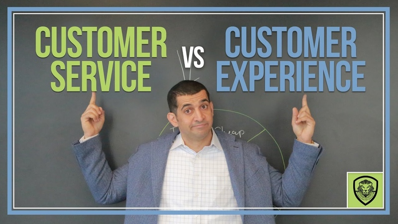 Customer Service Vs. Customer Experience