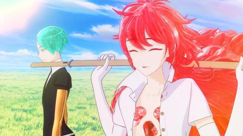 【宝石の国】__ Houseki no Kuni __ Девочка моя