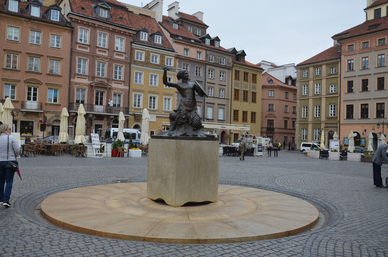 mI5kAbl_Qdg Варшава - столица Польши.