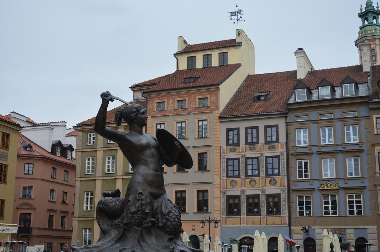 APuS-_fjqlA Варшава - столица Польши.