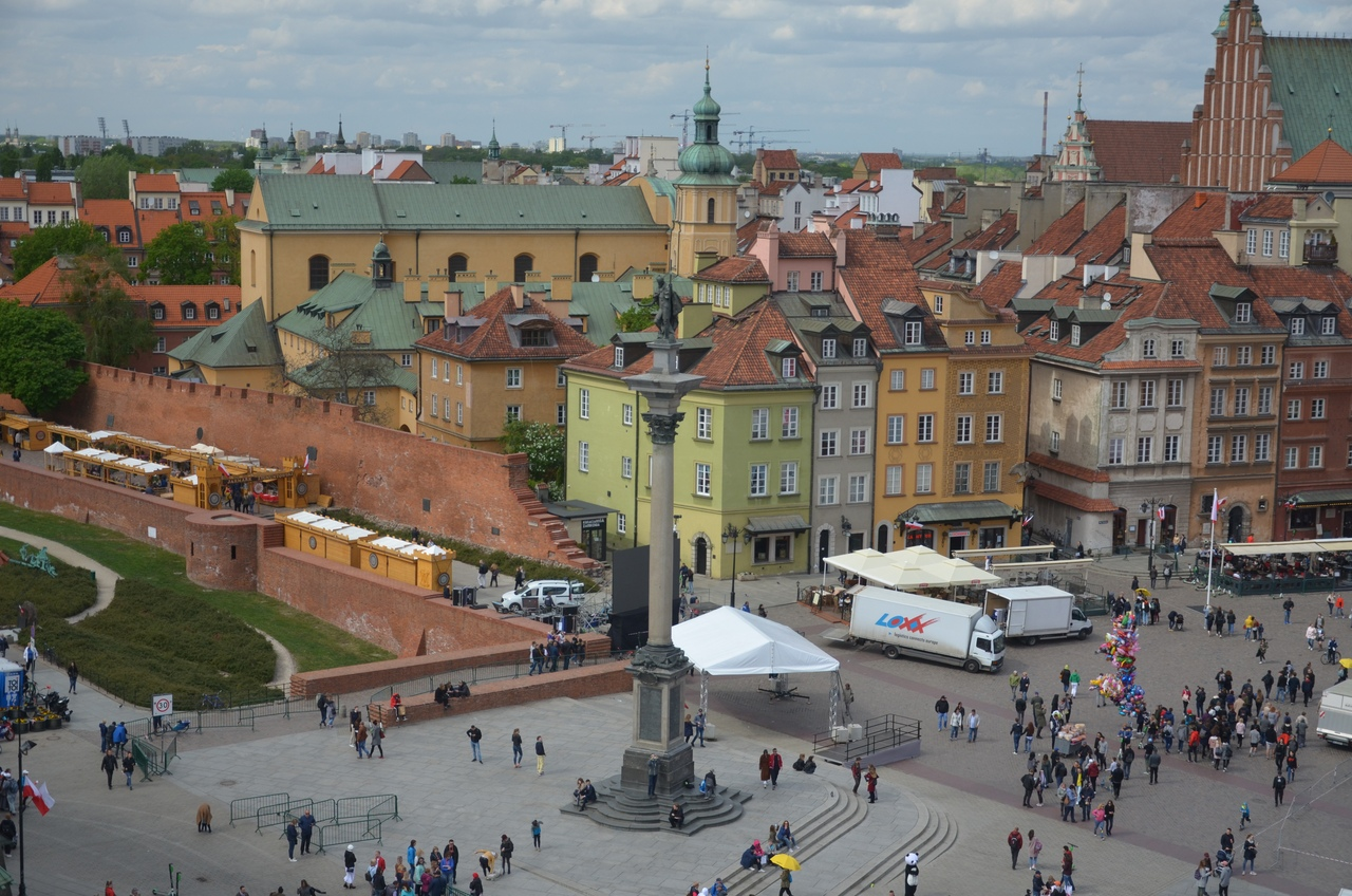 yA8sFpf0igg Варшава - столица Польши.