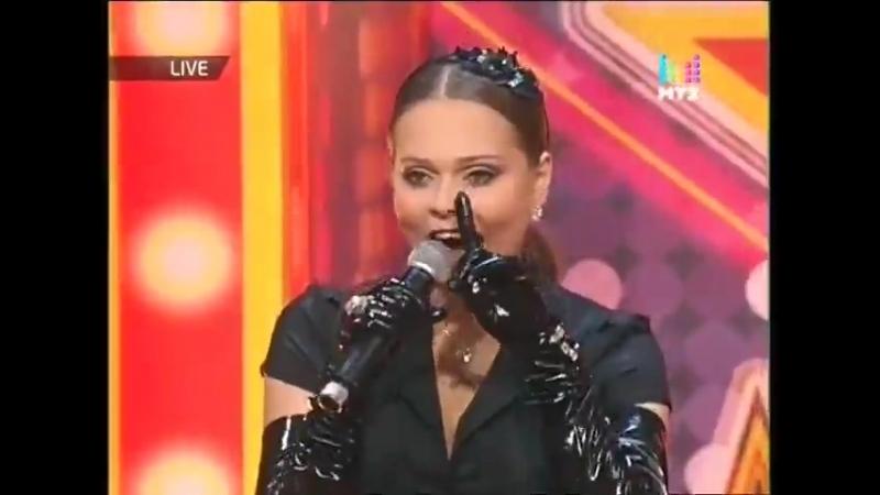 Блестящие - Любовь, Облака, День рождения (Партийная Зона МУЗ-ТВ, 24.03.2013)