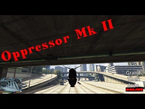 GTA 5 Online / Oppressor Mk II ЛЕТАЕТ ВВЕРХ ТОРМАШКАМИ