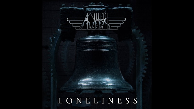 Heavy Metal TILLEN AVERS Loneliness AELLA Cover