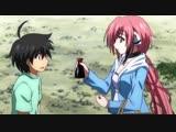 Озвучка Indie Dub Утраченное небесами 3 серия Sora no Otoshimono 03