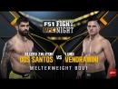 UFCSP results_ Elizeu Zaleski dos Santos def. Luigi Vendramini via knockout (flying knee, punches)