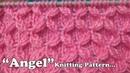Angel Beautiful Knitting pattern Design 2018