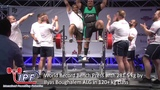 World Record Bench Press with 281.5 kg by Ilyas Boughalem ALG in 120+ kg class