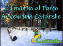 L'inverno al Parco Avventura Cuturelle