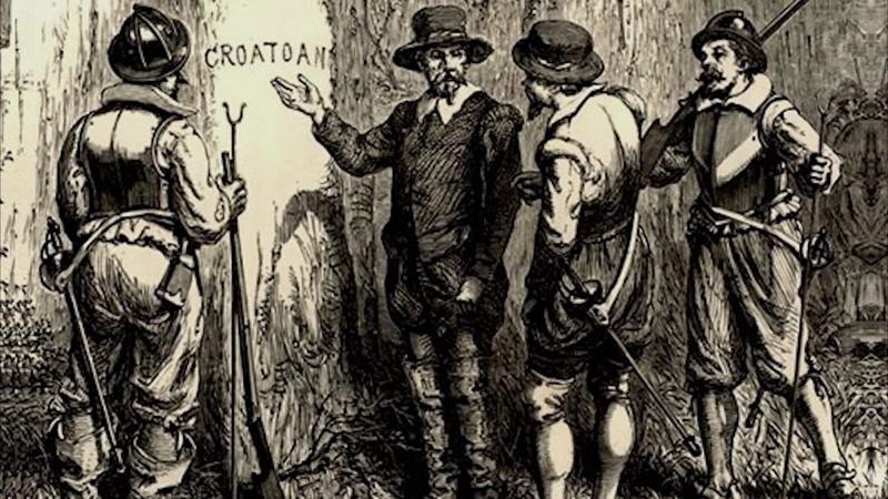Колония Роанок (The Roanoke Colony). Американская история ужасов тема 6 сезона