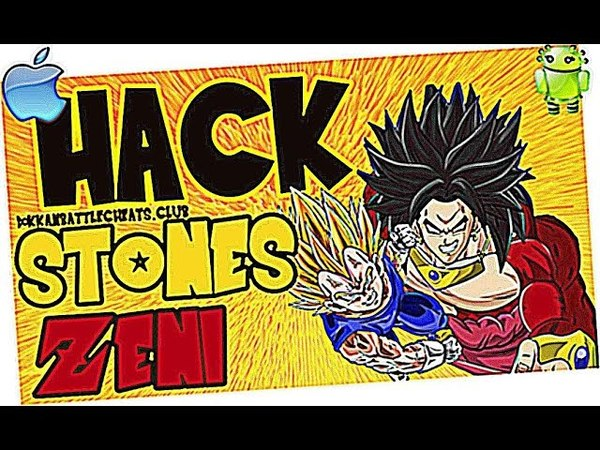 Dragon Ball Z Dokkan Battle Hack - Zeni and Dragon Stones Free New 100 Proven Method