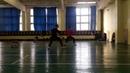 Fencing footwork (Latyk Pavluk)