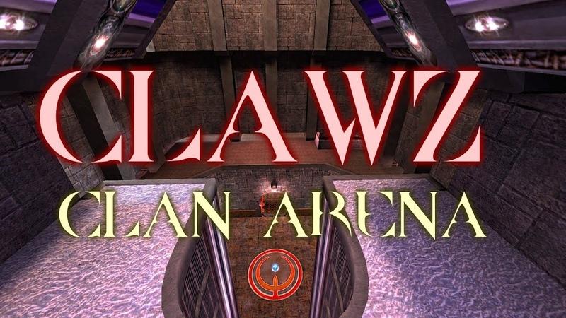 Clawz - Clan Arena Quake Live dm6