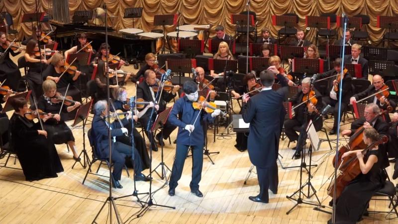 Петр Чайковский Пьеса для скрипки и оркестра №3 Мелодия