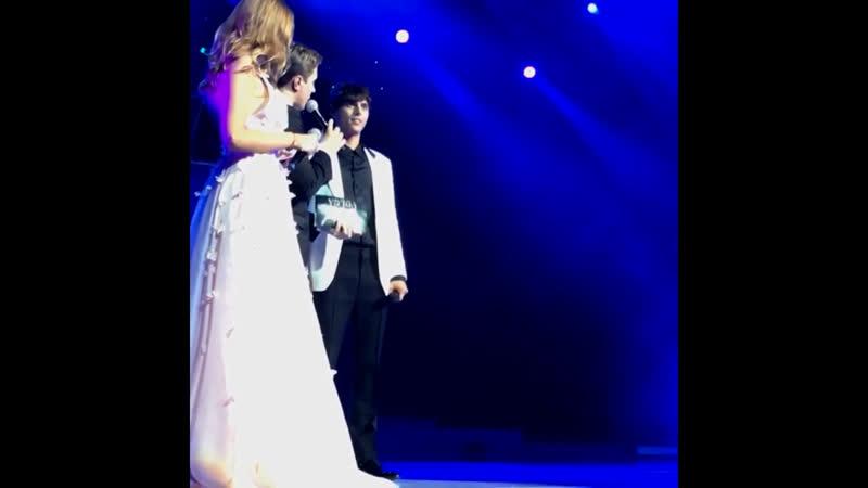ALEKSEEV Интервью на конкурсе Мисс Волга - 2017, Ярославль (05.08.17)