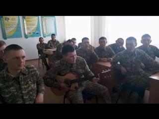 Армия Аягоз снайперский батальон!