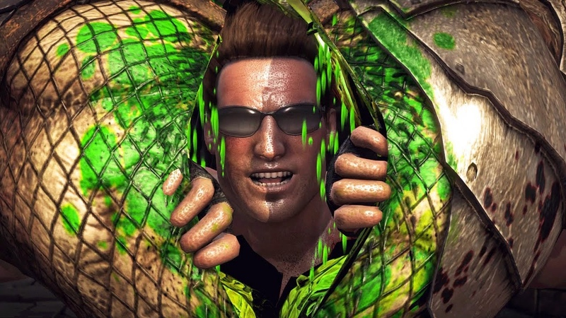 Mortal Kombat X: História do Johnny Cage