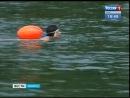 «Моржи» в Ангаре. 13 экстремалов за три дня намерены преодолеть вплавь по реке 80 километров