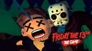 ПЯТНИЦА 13 ТЕПЕРЬ НА ТЕЛЕФОНЕ Friday the 13th Killer Puzzle