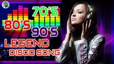 Mega Disco Dance 70's 80's 90's - Greatest Disco Songs Of All Time - Best Disco Songs Ever