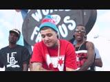 D3 Tha RocStar, Marcosus, Sloan Bone, Yung Weev, Young Hu$tle, T-Maxx - WE RUN LBC Official Video.