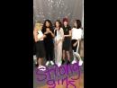 За кулисами съемок собственной коллекции одежды и обуви Strong Girl разработанной совместно с брендом Puma в Лос Анджелесе