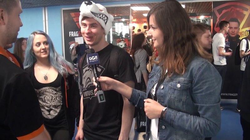 EPICENTER XL интервью с фанатами VirtusPro