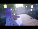 [MMD] богиня исполняющая танец звёзд