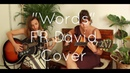 Words (F.R David) Cover
