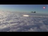 Авиация ЮВО уничтожает корабли «врага» в Черном море
