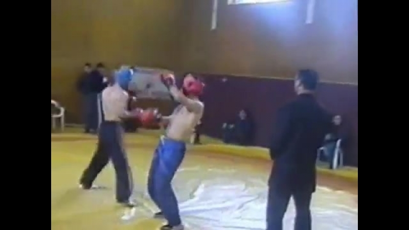 Vidadi Hajiyevs Fights International Kickboxing Tournament 2001