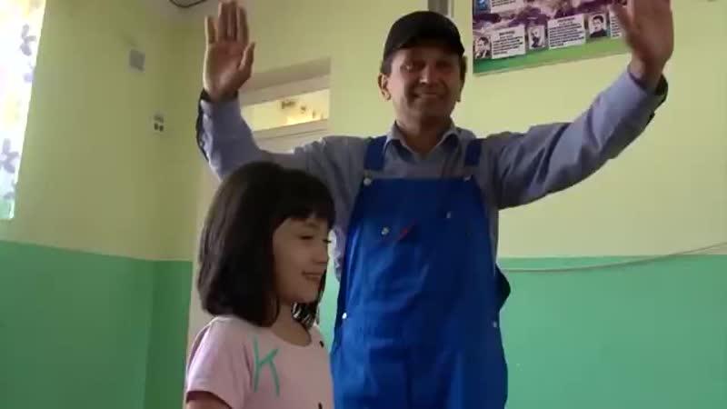 Смуглянка в исполнении детей из Таджикистана mp4