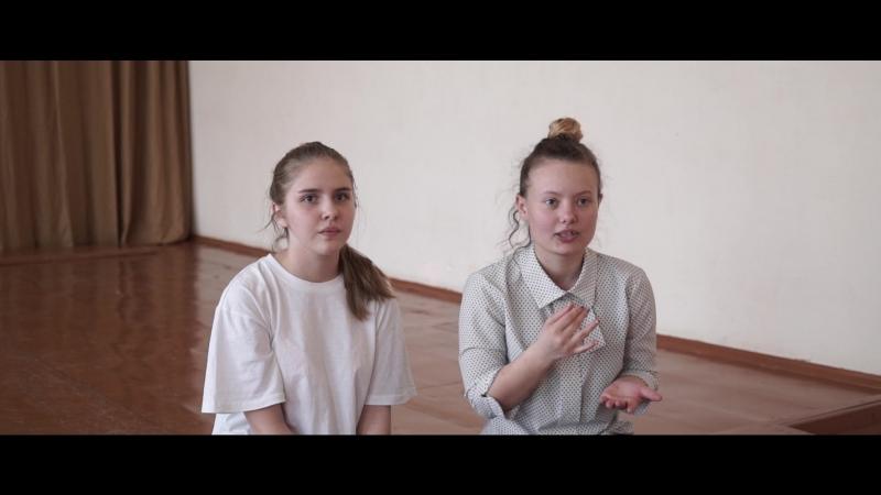 Территория Танца Танцуют все Слабослышащие дети
