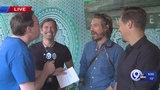 Live interview with Hanson