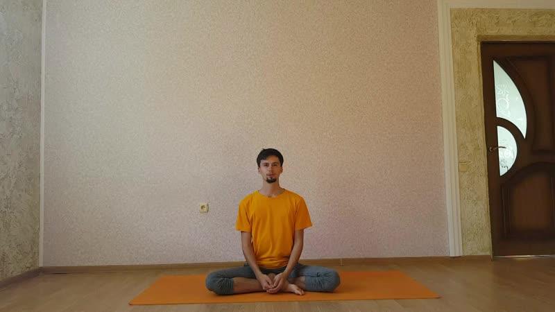 Йога для начинающих. Оздоровления ЖКТ. Активизация Манипуры чакры.