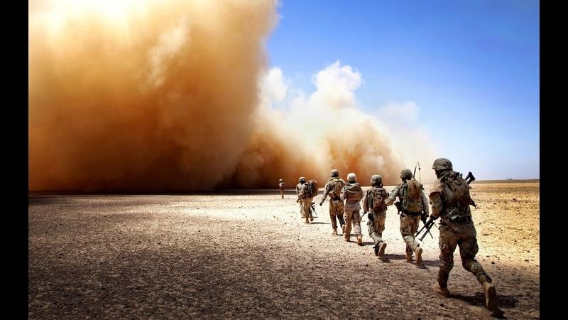как легко делается «Буря в пустыне» и засевается американская демократия