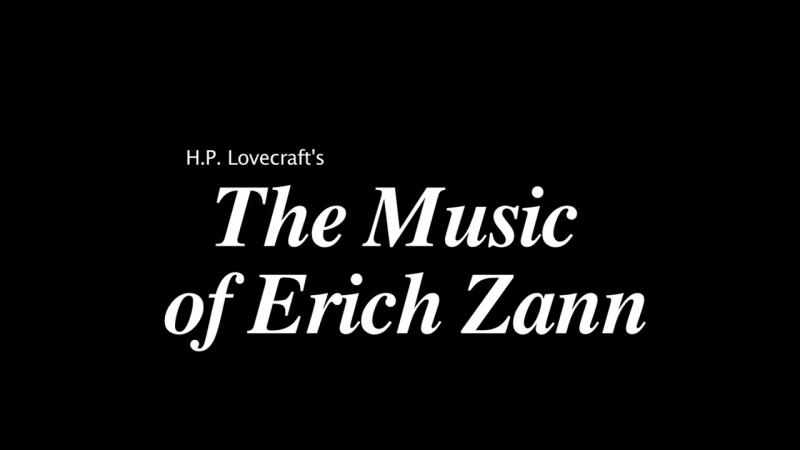 The Music of Erich Zann (2009)