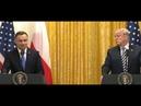Konferencja prezydentów Donalda Trumpa i Andrzeja Dudy 18 09 2018