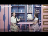 · Interview · 180910 · OH MY GIRL (Hyojung & Jiho) · GlanceTV