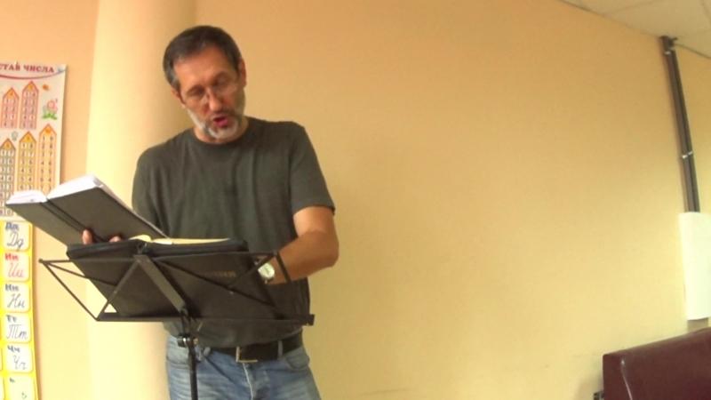 часть 1 Проповедь на тему Круче крутых | Пронский Виталий
